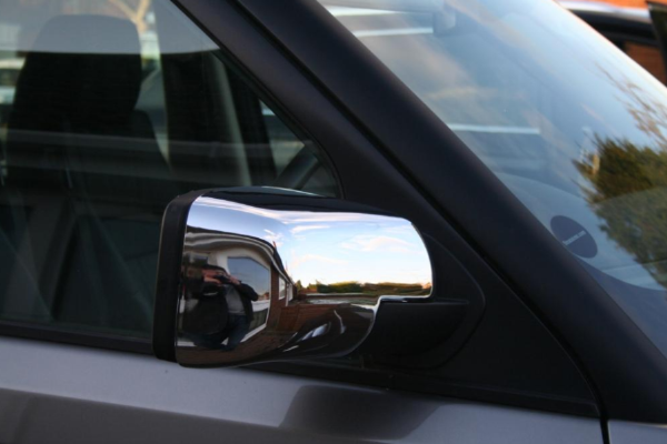 Range Rover Vogue Chrome Mirror Covers - Full Covers